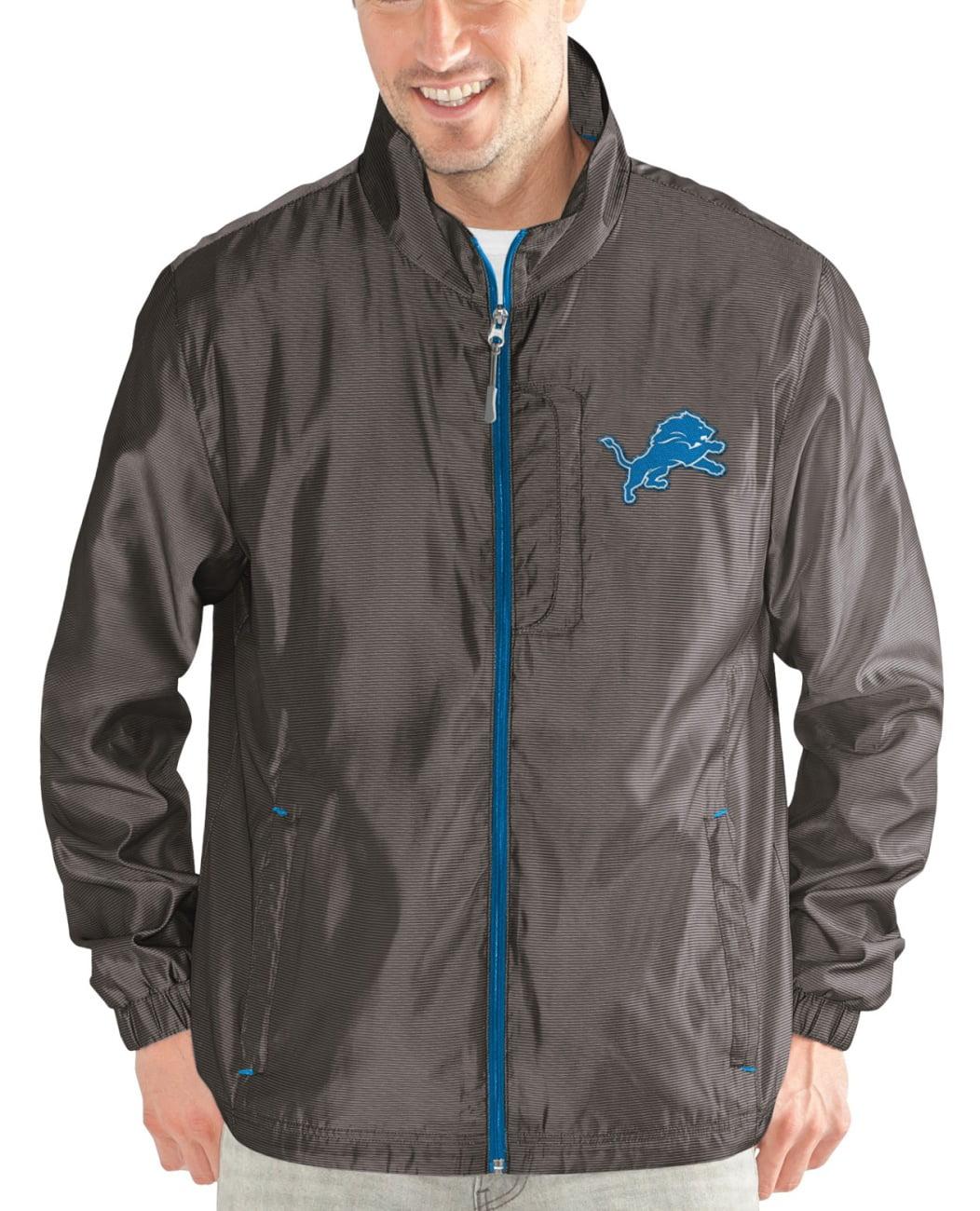 "Detroit Lions NFL G-III ""Executive"" Full Zip Premium Men's Jacket by G-III Sports"