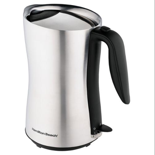 Hamilton Beach 40898 Cool-Touch 8-Cup Compact Cordless Electric Kettle 40oz