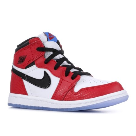 on sale 6e65e 70033 Air Jordan - Unisex - Jordan 1 Retro High Og (Toddler) 'Spiderman' -  Aq2665-602 … - Size 7C | Walmart Canada