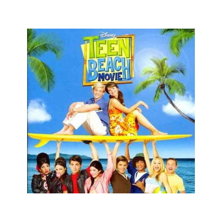 Teen Beach Movie Soundtrack (CD) - Teen Beach