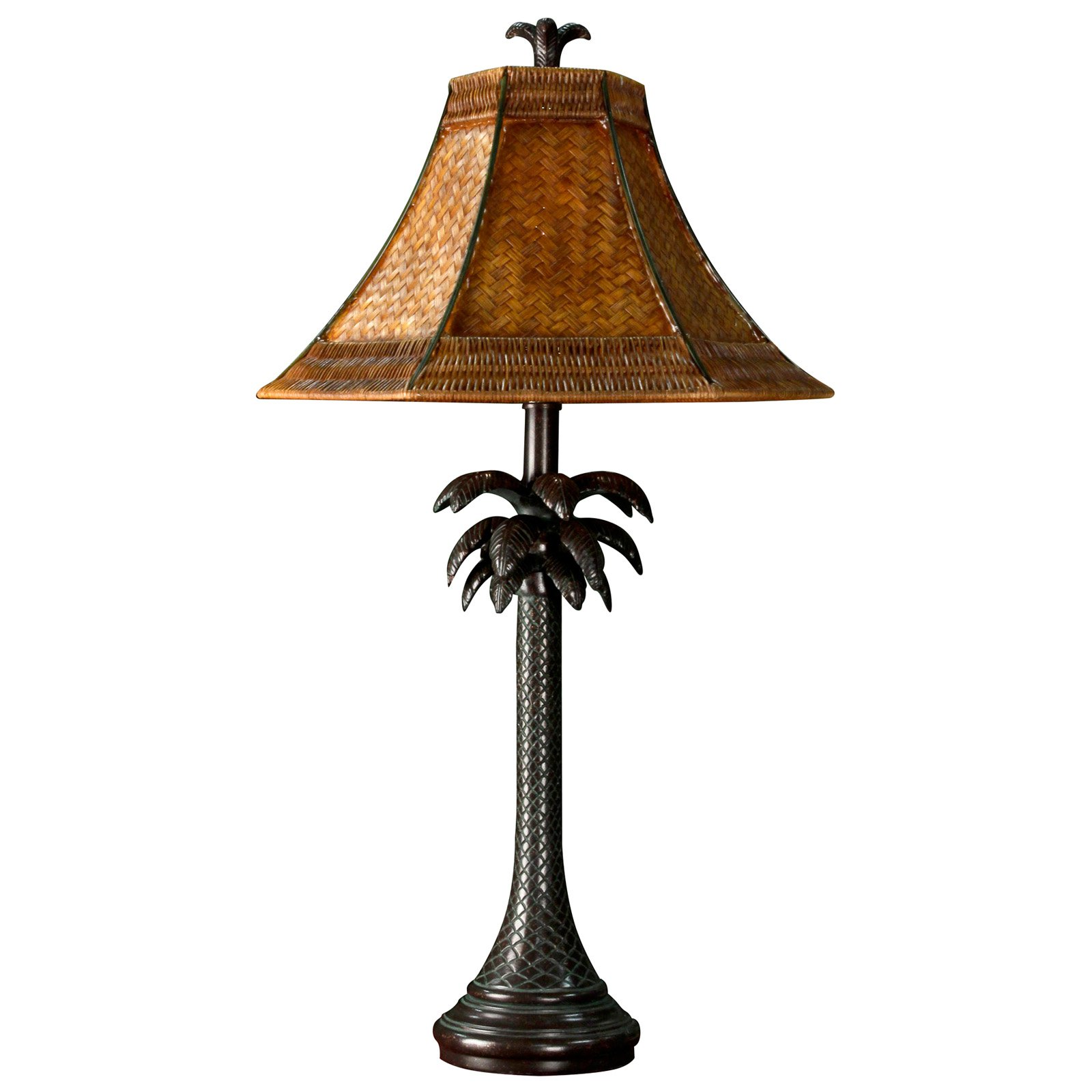 Exceptional Style Craft Tropical Table Lamp