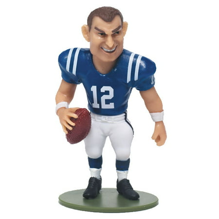 McFarlane Toys Action Figure - NFL smALL PROS Series 1 - ANDREW LUCK ()