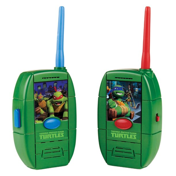 Shell Walkie Talkie, Turtles long range communicators! By Teenage Mutant Ninja Turtles