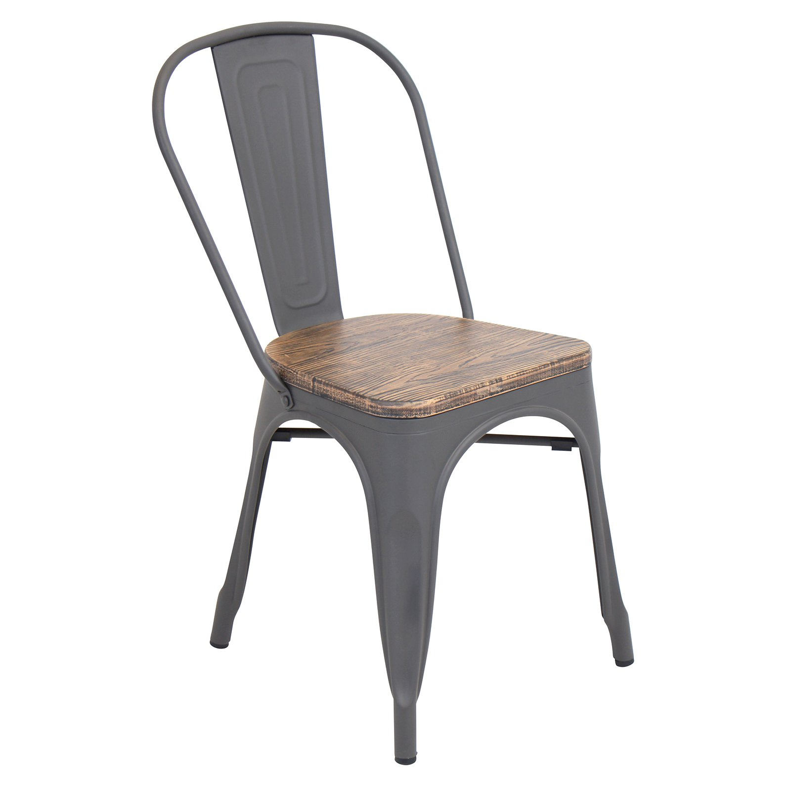 Awesome Industrial Style Dining Chairs Unique