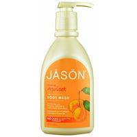 JASON Glowing Apricot Pure Natural Body Wash, 30 fl oz