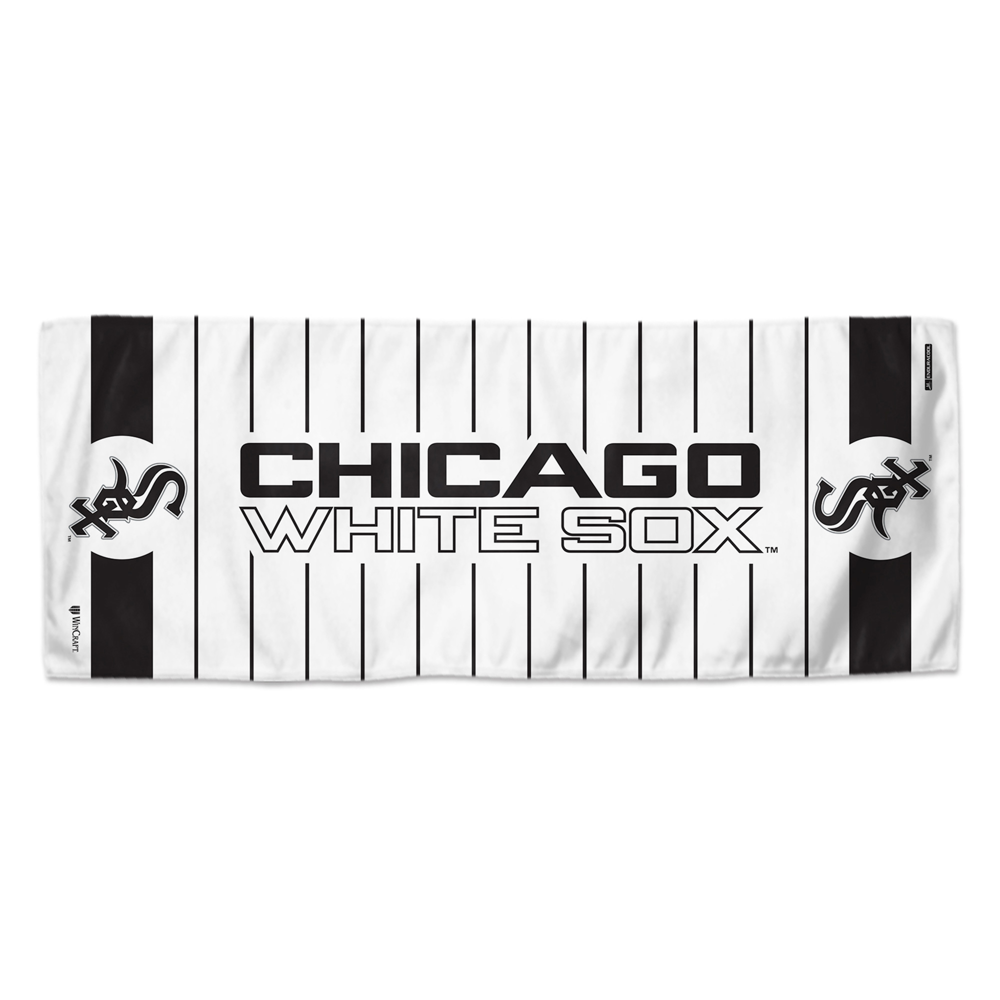 "Chicago White Sox WinCraft 12"" x 30"" Double-Sided Cooling Towel - No Size"