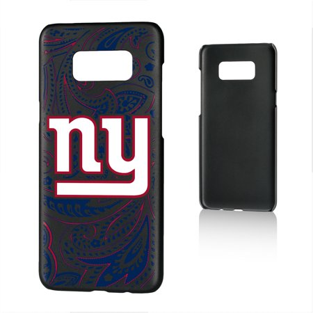 New York Giants Galaxy Slim Paisley Design Case