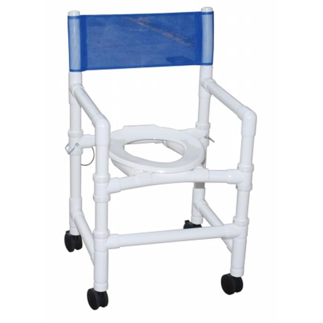 MJM International 118-3-FD Shower Chair