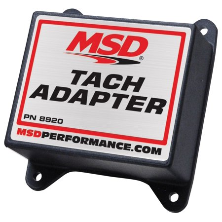 MSD 8920  Tachometer Signal Adapter - image 1 of 1