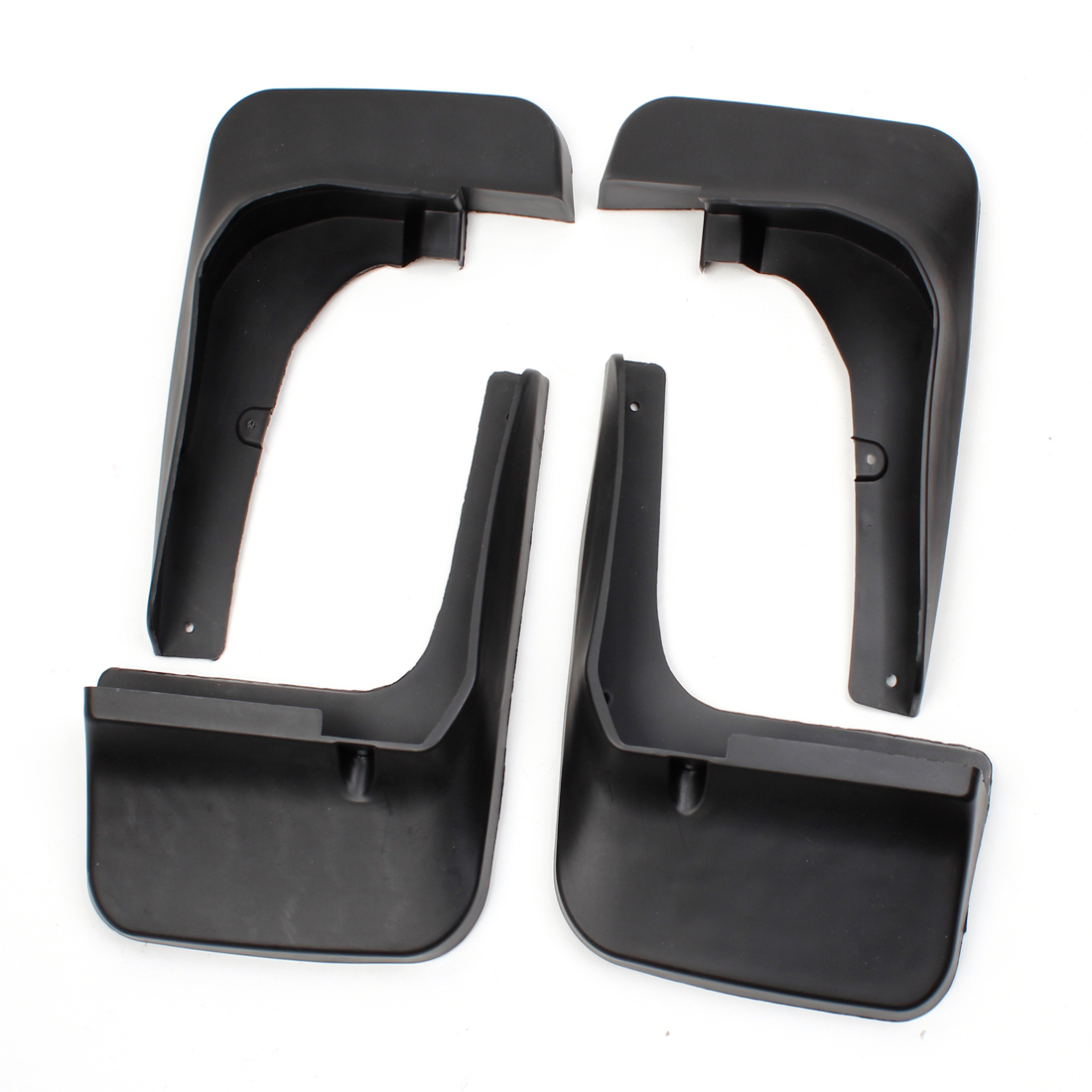 Set of 4 Mudguard Splash Guards Mud Flaps Front Rear for Toyota Highlander 2012