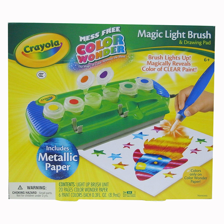Color Wonder Mess Free Coloring Desk All Inclusive Durable Case