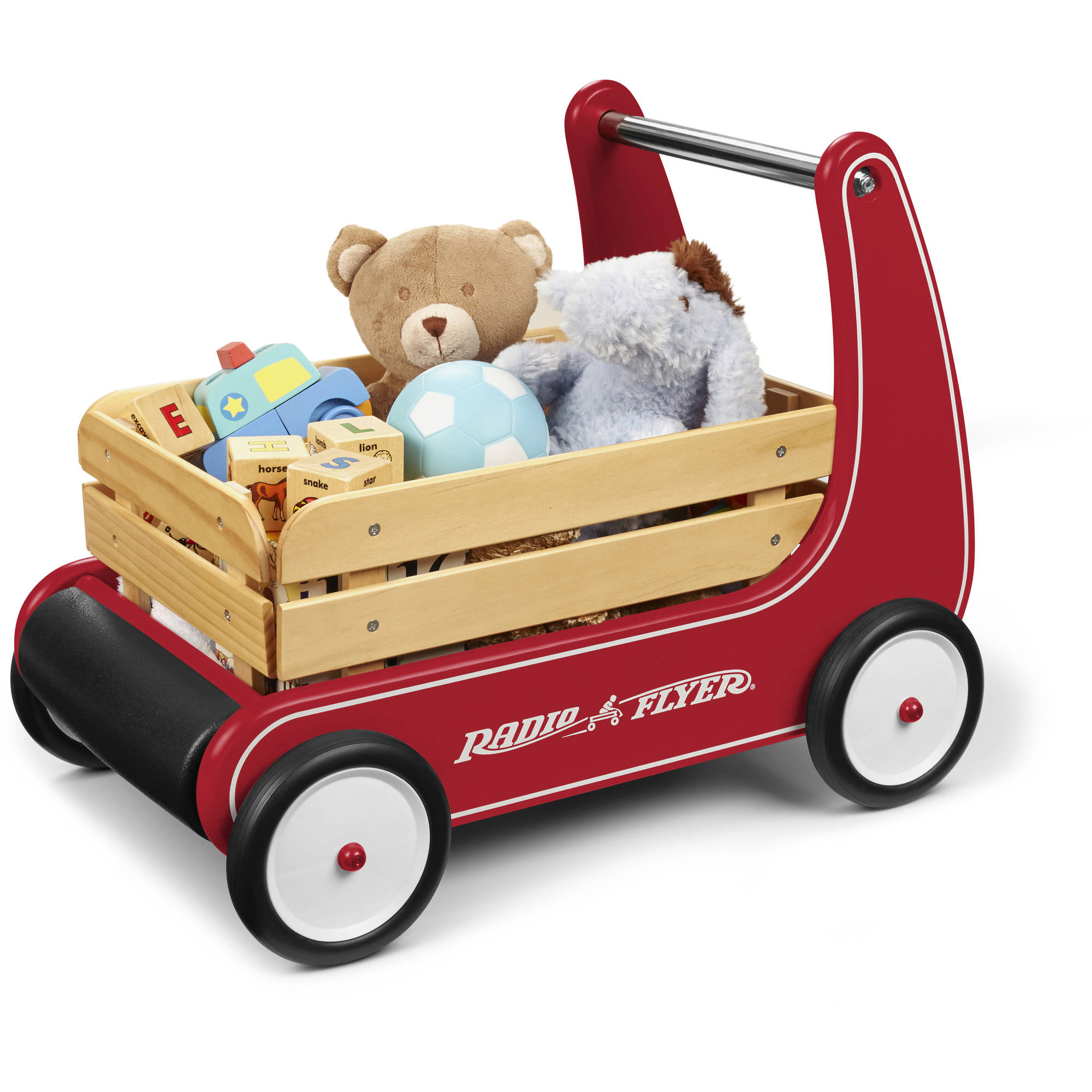 Radio Flyer Classic Walker Wagon Walmart