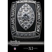 NFL America's Game: Oakland Raiders Super Bowl XI (DVD) by Allied Vaughn