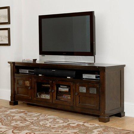 Progressive Furniture Telluride TV Console - Mesa Brown ()