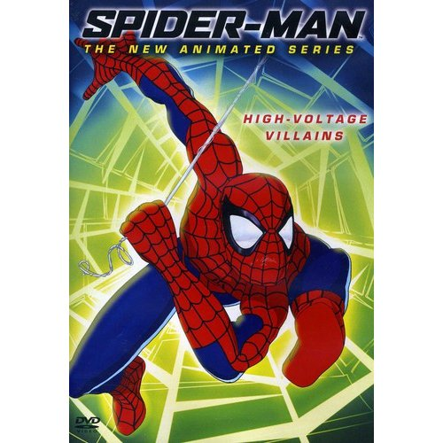 Spider-Man The New Animated Series: High-Voltage Villains (Widescreen)