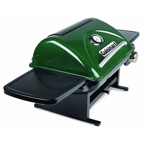 Cuisinart Everyday Portable Gas Grill Green