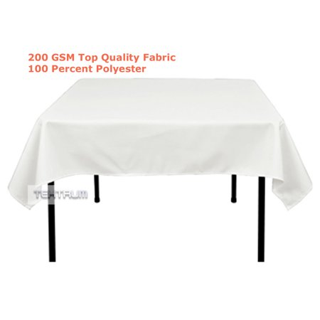 54 X 54 Tablecloth - TEKTRUM 54 X 54 INCH 54