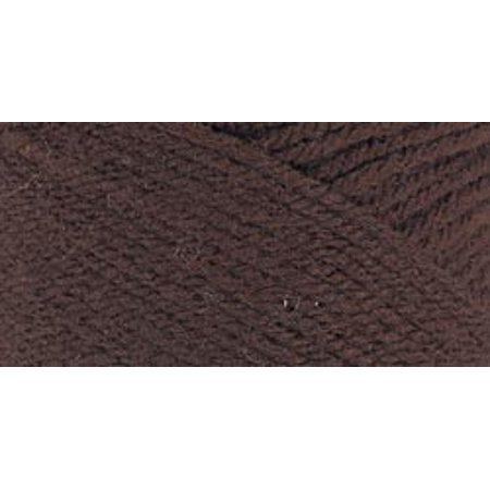 Red Heart Classic Yarn-Coffee - image 1 of 1
