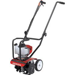 Honda Power Equipment 170730 Mini Tiller 9 Inch Tilling Width 25cc Honda Gx25 Engine Model No Fg110 Walmart Com Walmart Com