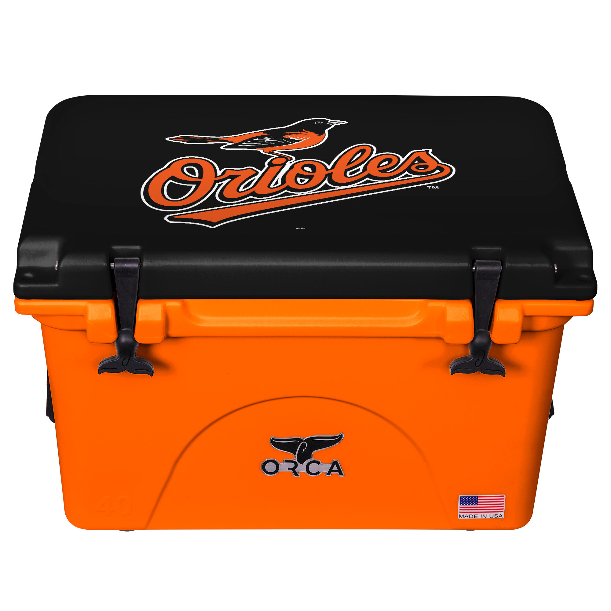 Baltimore Orioles ORCA 40-Quart Hard-Sided Cooler - No Size