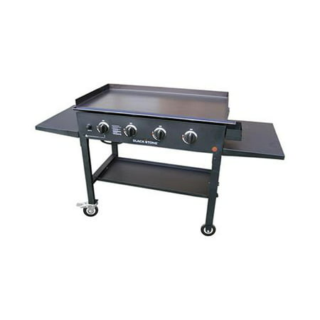 North Atlantic Imports 1565 Griddle Cooking Station, 4-Burner, , 36-In. - Quantity 1
