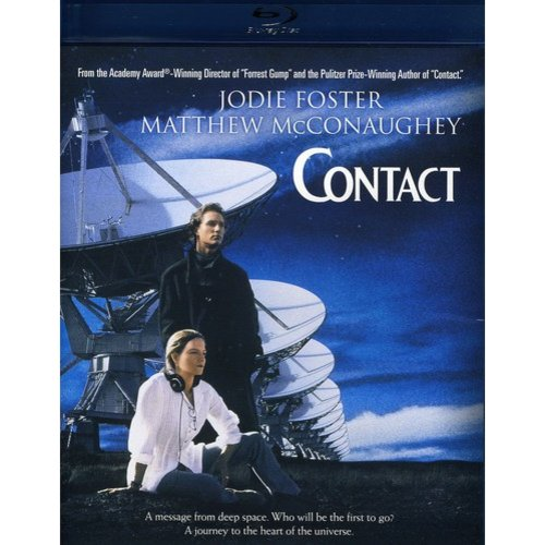 Contact (Blu-ray) (Widescreen)