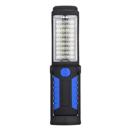 Work Light, TSV COB LED Portable Magnetic Flashlight, Inspection Lamp for Car Repair, Home Using, and