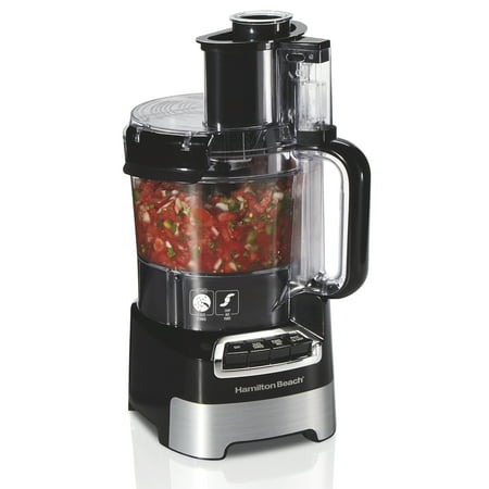Hamilton Beach Stack & Snap 10 Cup Food Processor | Model# 70723