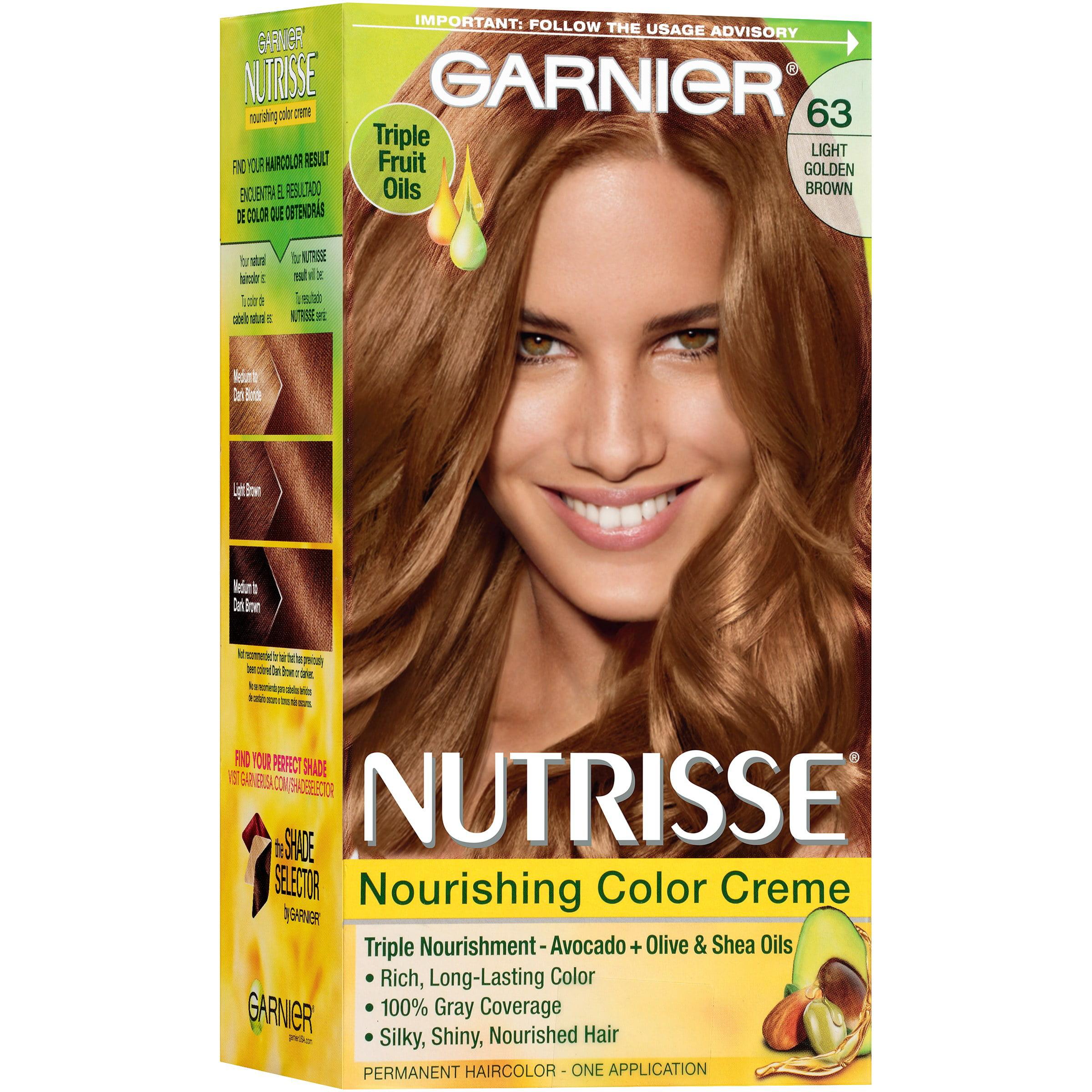 Garnier Nutrisse Nourishing Hair Color Creme Walmart Com