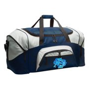 Broad Bay Dolphin Duffle Bags or Dolphin Luggage