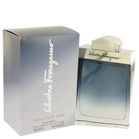 Best Subtil Pour Homme Eau De Toilette Spray 3.4 Oz / 100 Ml deal