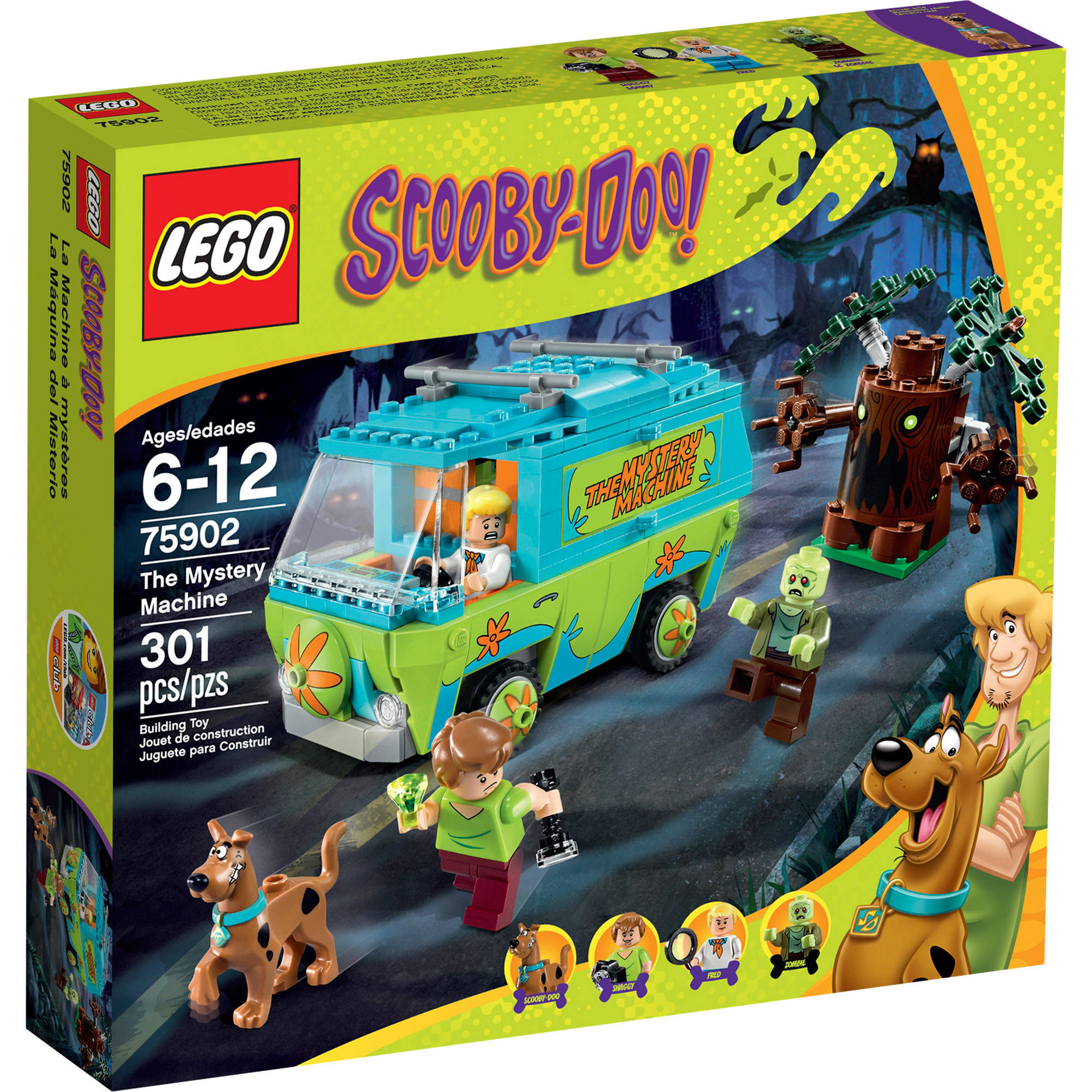 8e5aa5766a8c3 LEGO Scooby-Doo The Mystery Machine, 75902