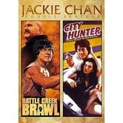 BATTLE CREEK BRAWL/CITY HUNTER (DVD) (JACKIE CHAN) (WS) (DVD)