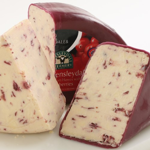 Wensleydale with Cranberries (7.5 ounce)