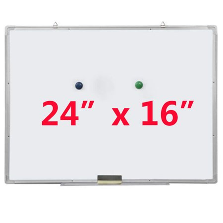 Ktaxon Dry Erase Whiteboard, Portable Magnetic Wipe Marker Board Set, Include Pen, Eraser & 2 Pieces of Magnetic Grans, Large Medium Small Size - Magnetic Whiteboard Paint