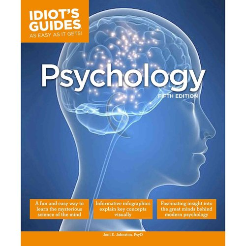 Idiot's Guides Psychology