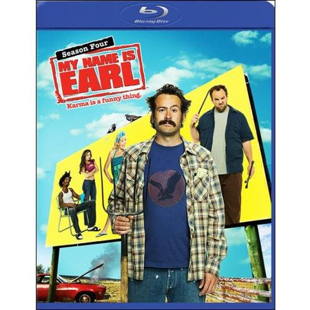 My Name Is Earl  Season 4  Blu Ray   Widescreen