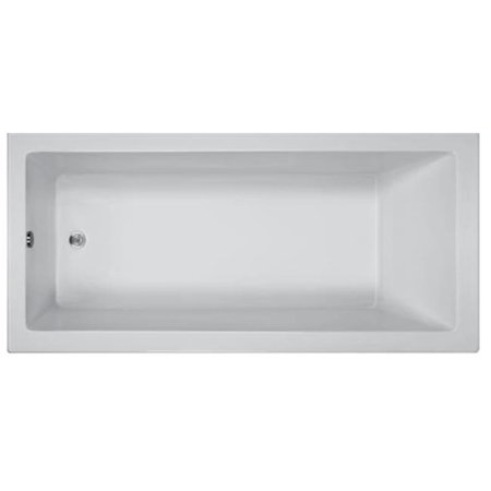32' Soaker Bathtub (Reliance Baths R6632CRS-B Rectangular 66 x 32 in. Soaking Bathtub With End Drain, Biscuit Finish)