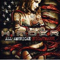 The All American Nightmare (CD)