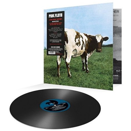 Atom Heart Mother (Vinyl) (Atom Heart Mother Goes On The Road)