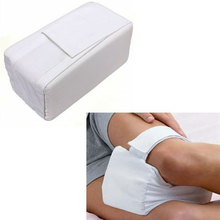 Yosoo Knee Pillow for Side Sleepers - Sciatica Pain Relief - Back Pain, Leg Pain, Pregnancy, Hip and Joint Pain Memory Leg