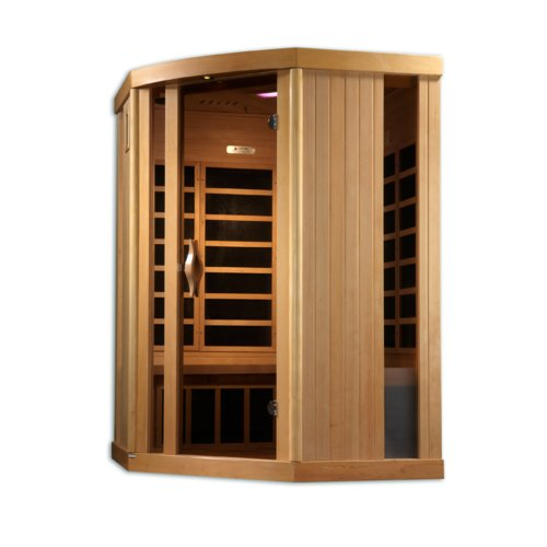 Golden Designs Inc. 4 Person FAR Infrared Sauna by Gold Design Saunas