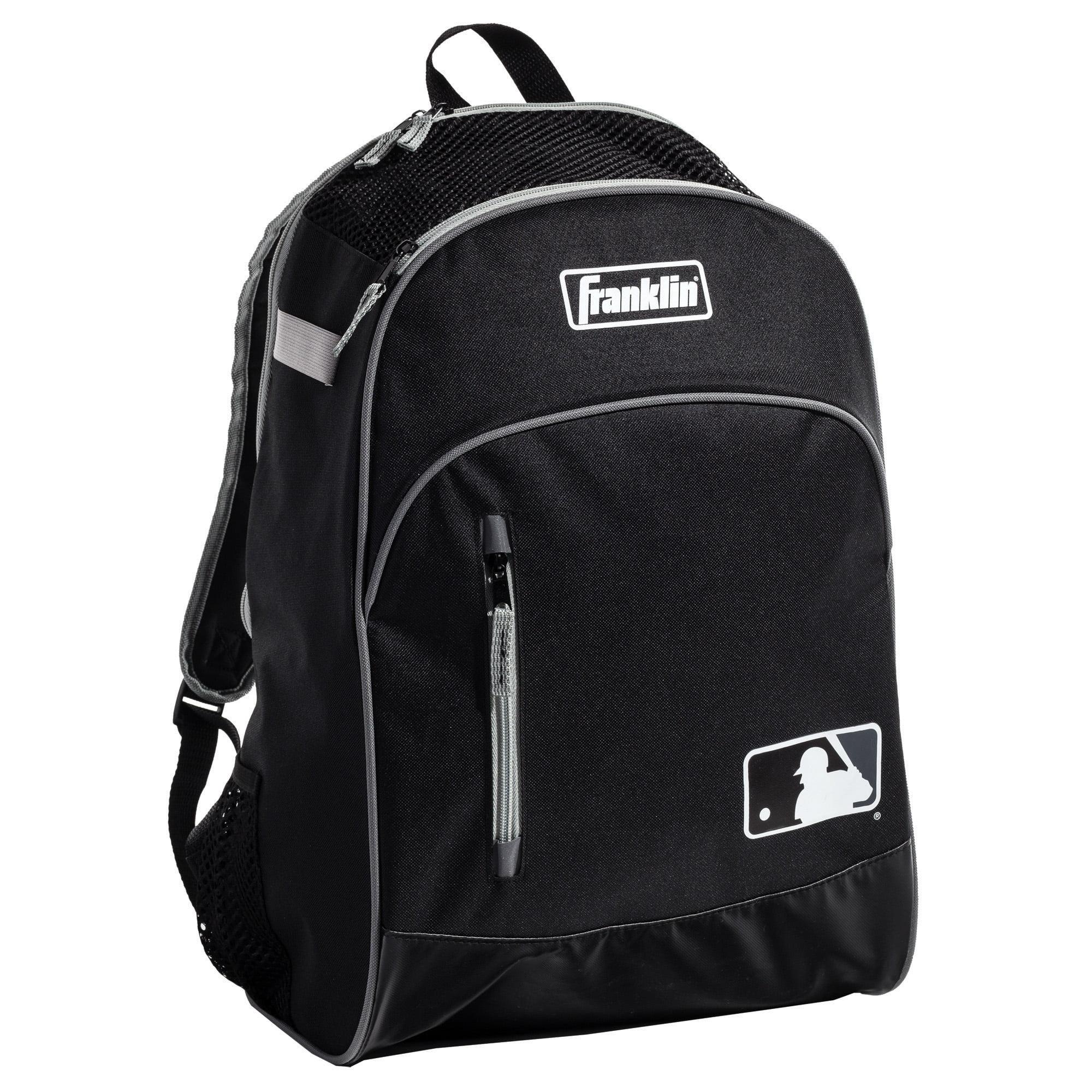 Franklin Sports MLB Baseball Batpack - Gray
