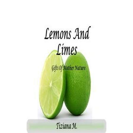 Lemons And Limes - eBook](Lemon Loves Lime Clearance)