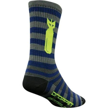 Socks - SockGuy - Crew 6