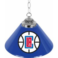 Los Angeles Clippers Single Shade Bar Lamp - 14 inch
