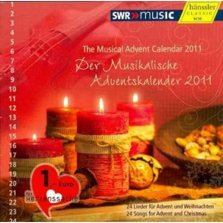Musical Advent Calendar 2011