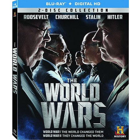 The World Wars  2 Disc   Blu Ray   Digital Hd   With Instawatch