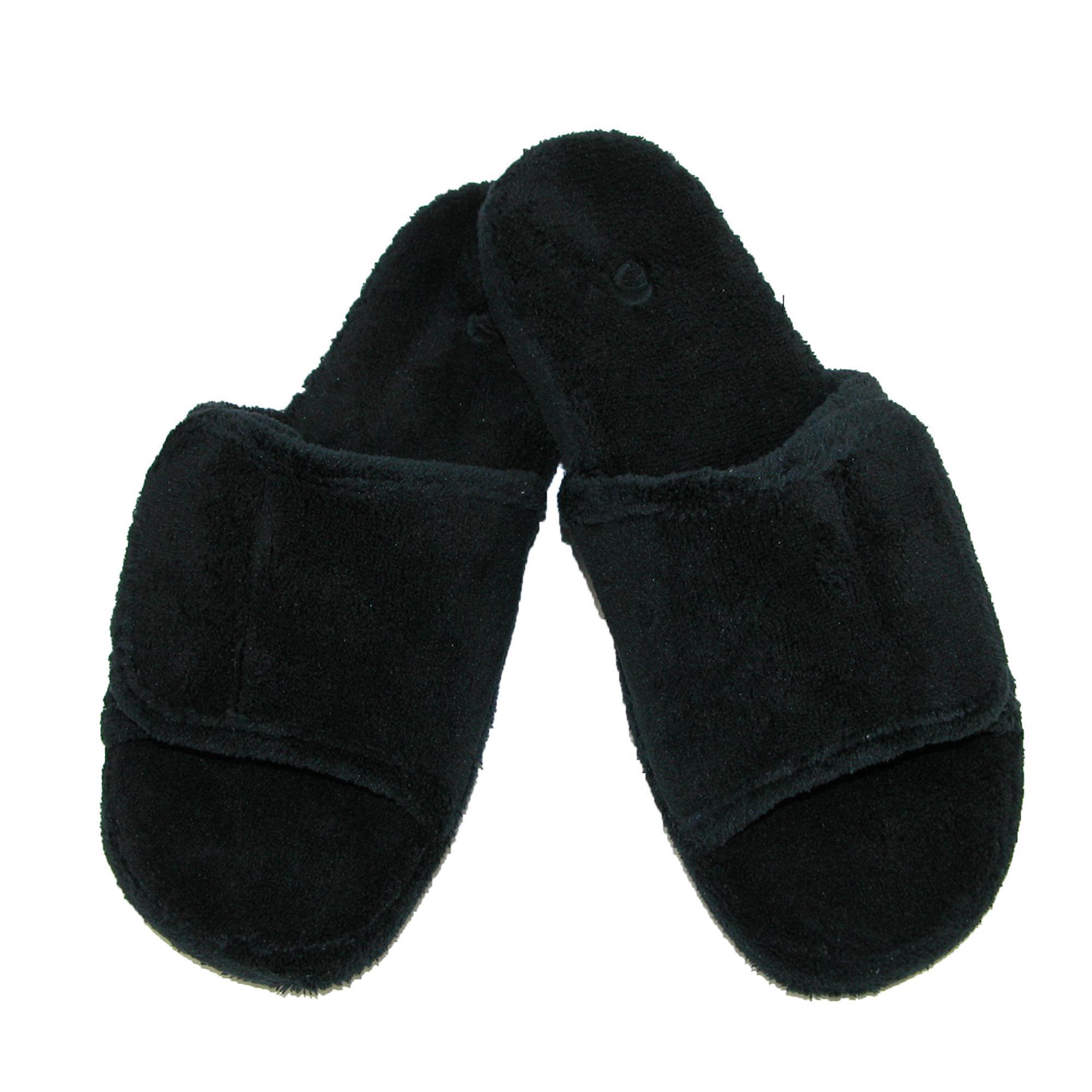 ad874d0905f Size Medium Acorn Men s Spa Slide Slippers