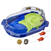 BEYBLADE Burst Rise Hypersphere Vortex Climb Battle Set -- Complete Set with Beystadium, 2 Battling Top Toys and 2 Launchers, Ages 8 and Up